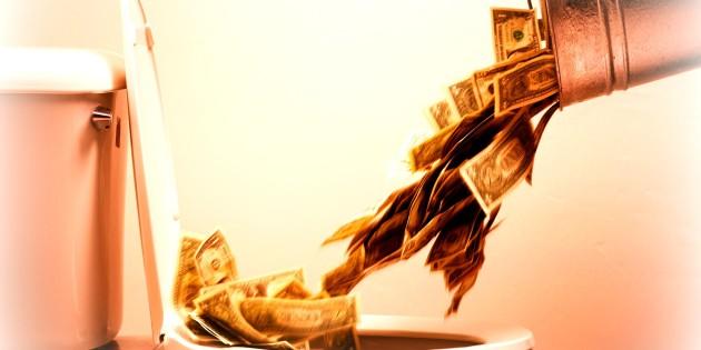 Come smettere di buttare soldi nel cesso e iniziare fare pubblicità in modo efficace grazie al Marketing Diretto