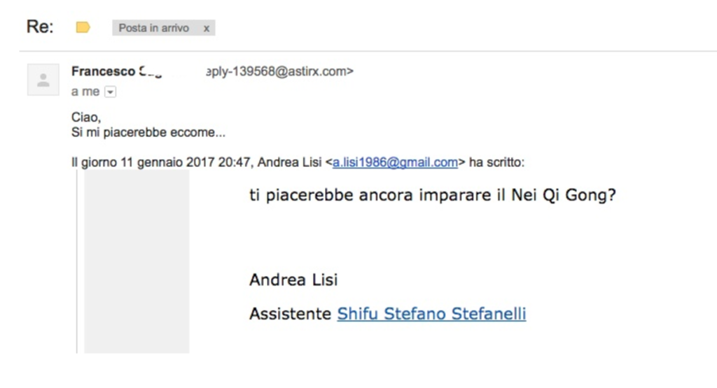 andrea lisi copywriter email marketing