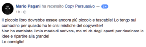 scrittura persuasiva andrea lisi copywriter libro