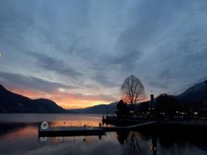 Saluti dal Lago d'Orta!