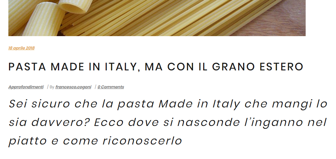 tipi-di-contenuti-content-marketing-copywriting-copy-persuasivo-business della pasta