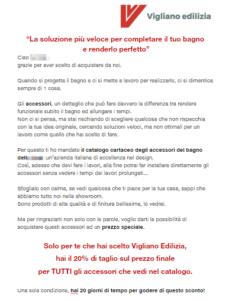 copywriting persuasivo-lettera di vendita-caso studio