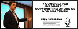 copy persuasivo podcast diventare copywriter