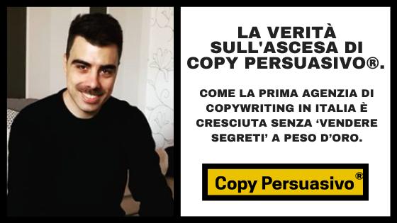 copy persuasivo - andrea lisi - copy persuasivo podcast -