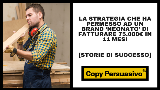 copy persuasivo podcast - brand - strategia