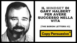 gary halbert - the boron letters - copy persuasivo podcast