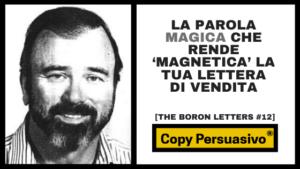 gary halbert - the boron letter - podcast
