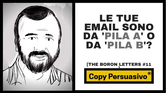 gary halbert boron letters italiano