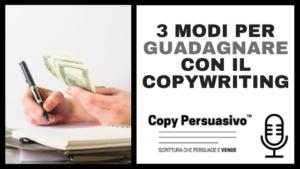 come guadagnare copywriting