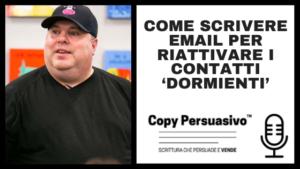 email riattivare contatti