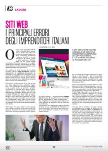 siti web i principali errori degli imprenditori italiani