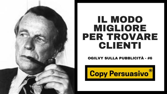 Ogilvy-David Ogilvy-Ogilvy on advertising-Ogilvy sulla pubblicità