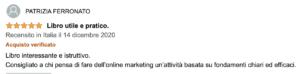 recensione sfornaclienti patrizia ferronato copy persuasivo andrea lisi manuale copywriting per professionisti e microimprese acquisizione clienti