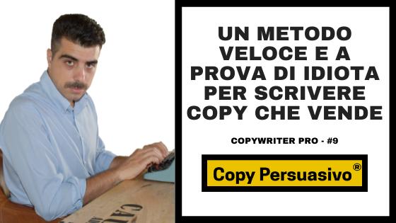 scrivere copy che vende