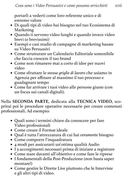 manuale video marketing formula strategica e tecnica per fare marketing con i video